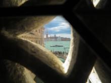 View Of San Giorgio Maggiore Island From The Bridge Of Sighs, Venice