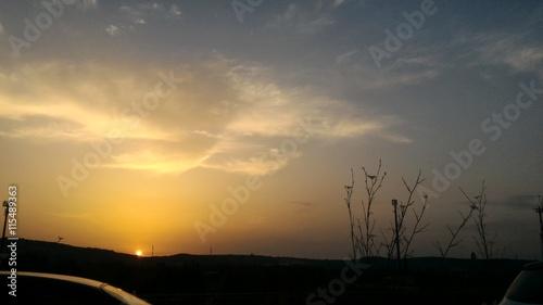 Fotografija  Al tramonto...