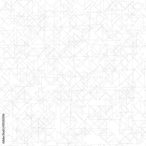 Seamless Random Geometric Pattern