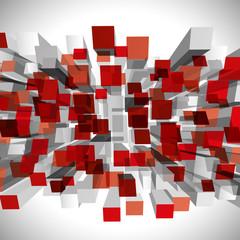 FototapetaAbstract geometric background