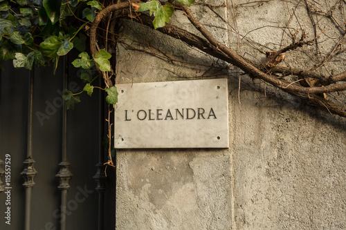 Photo  Villa L'Oleandra - George Clooney 1