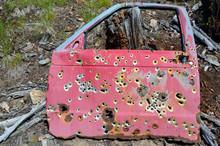 Target Practice Car Door