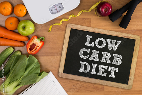 Photo LOW CARB DIET