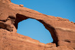 Views from around the Arches National Park. Utah