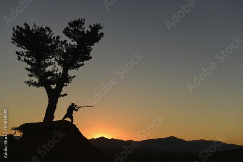 Staande foto Afrika sıradışı çılgın fotoğrafçı