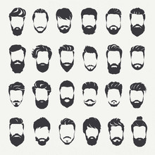 Hipster Hair Style And Beards,...