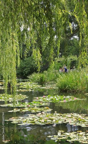 Foto  Garten von Claude Monet in Giverny