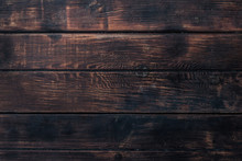 Old Wood Texture / Grunge Retro Vintage Wooden Board/ Dusty Back
