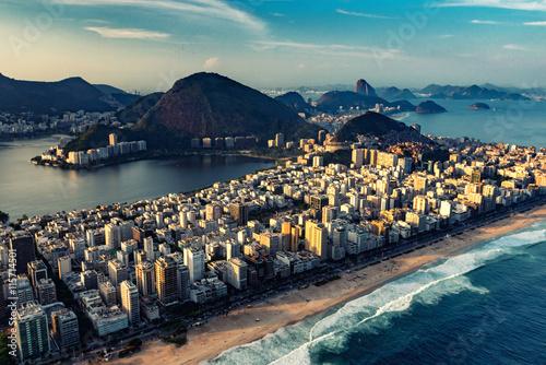 Canvastavla  Ipanema, Rio de Janeiro