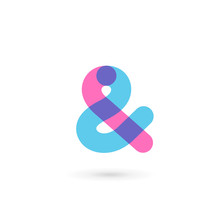 Symbol & And Ampersand Symbol ...