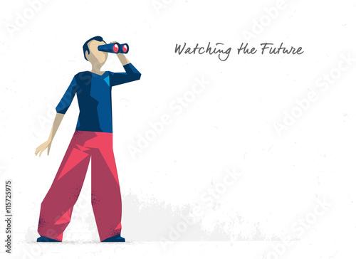 Guardare al futuro