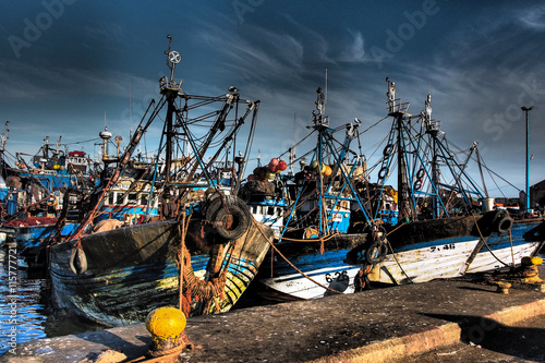obraz dibond Marokko - Essauoira