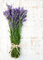 Fototapetabunch of lavender