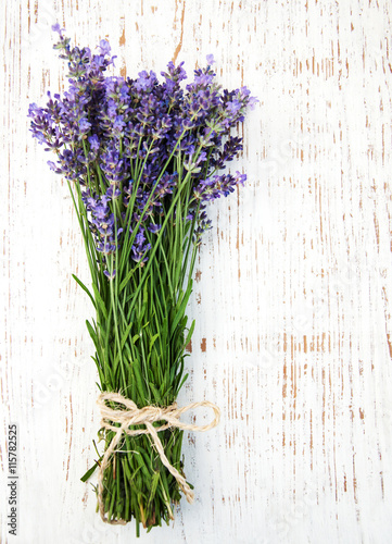 bunch of lavender - 115782525