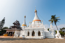 Temple Wat Phra That Doi Kong ...