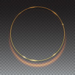 Abstract ring background