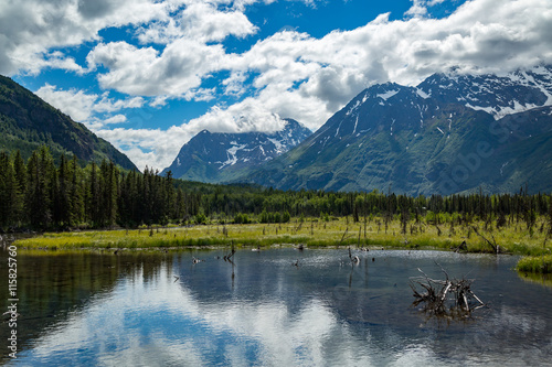 Photo Eagle River Nature Center in Alaska