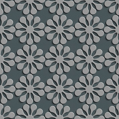FototapetaSeamless Flower Pattern