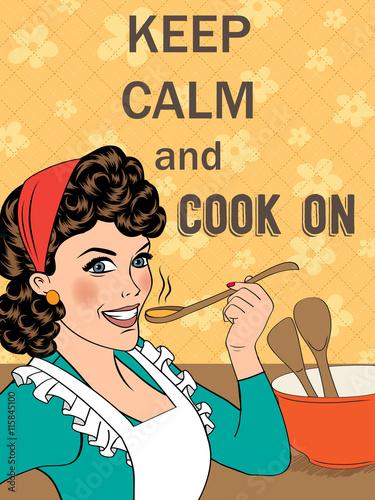 ilustracja-z-masazem-zachowaj-spokoj-i-gotuj-dalej