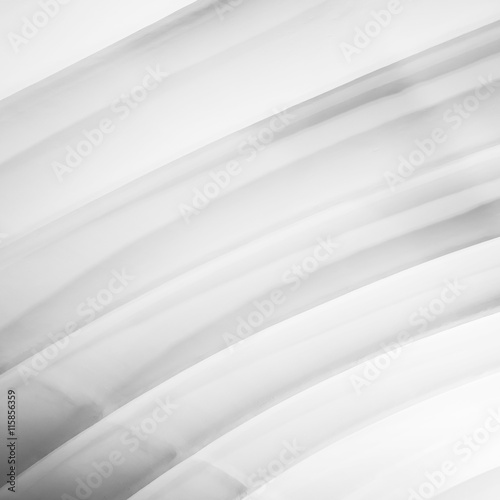 In de dag Macrofotografie Abstract architecture background, white arches
