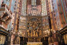 The Altarpiece Of Veit Stoss I...