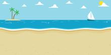 Background Illustration Of Sum...