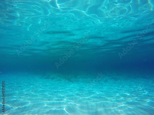 Papiers peints Recifs coralliens Tranquil underwater background