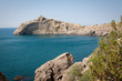Kapchik cape, Crimea, seascape