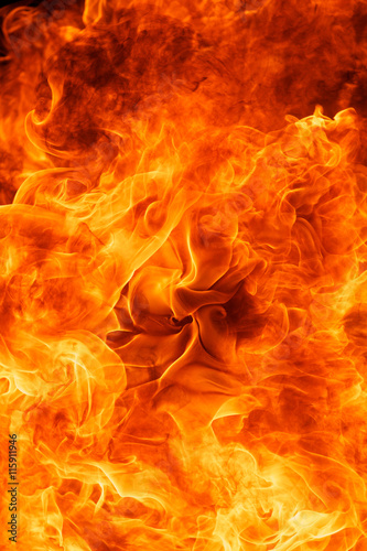 Recess Fitting Fire / Flame blaze fire flame texture background