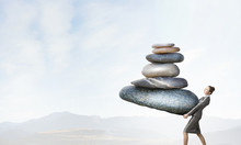 Find Your Inner Balance . Mixe...