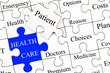 Healthcare Puzzle Concept