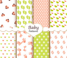 Baby Patterns Collection