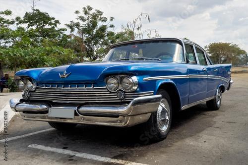 Türaufkleber Autos aus Kuba Kuba - Santiago de Cuba