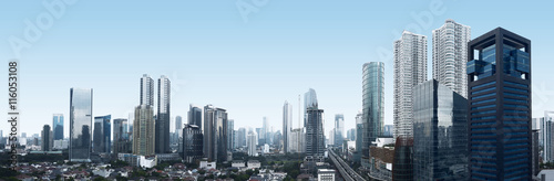 Fotografía  Jakarta City