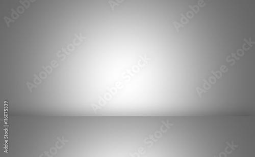 Fototapeta White Background. Białe/szare tło graficzne obraz