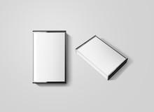 Blank Cassette Tape Box Design...