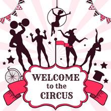 Circus Performance Advertiseme...