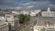 Madrid Historical Center Birds Eye Street View