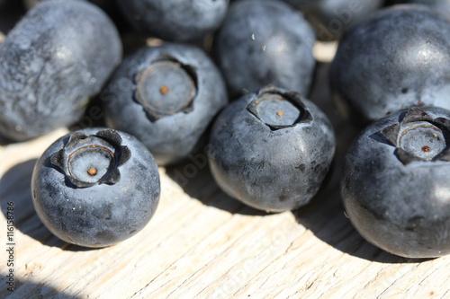Foto op Canvas Vruchten myrtilles 19072016