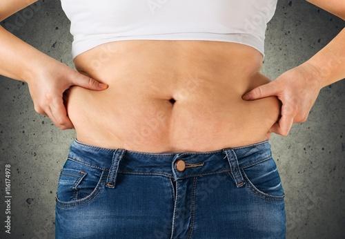Photo  Overweight.