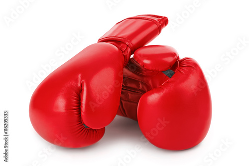 Fotografija  Boxing gloves