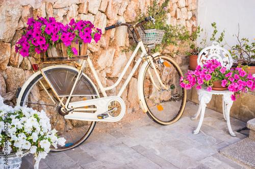 rower-z-kwiatami-w-koszu