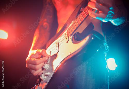 Fotografia, Obraz  Rock star
