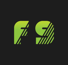 F9 Initial Green With Strip