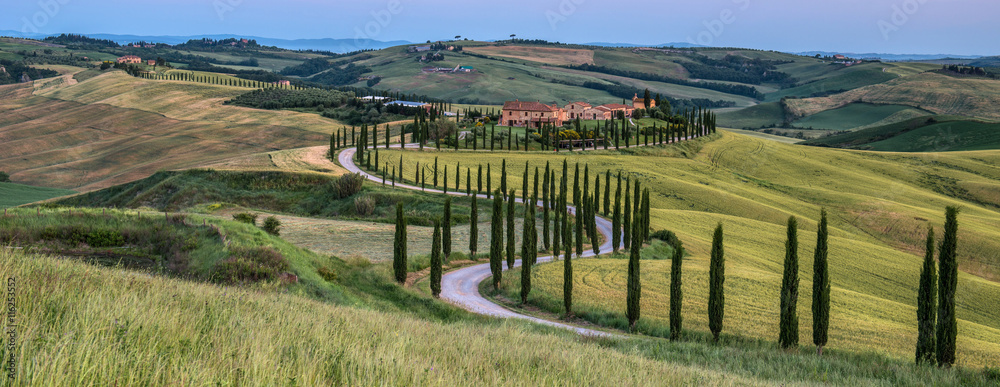 Fototapety, obrazy: Tuscan countryside