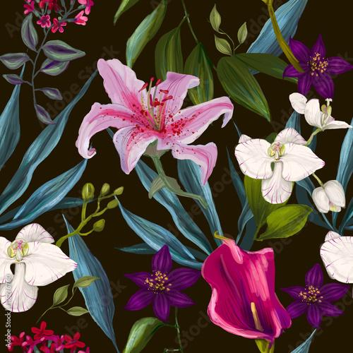 ciemnofioletowe-kwiaty