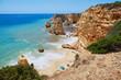 Scenic landscape in Algarve, Portugal