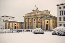 Brandenburg Gate (Brandenburge...