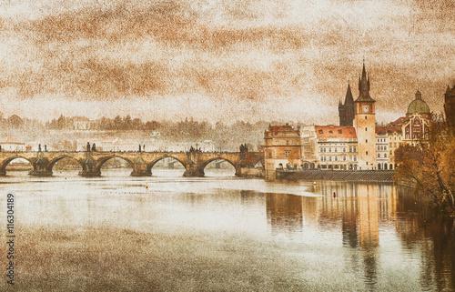 Charles Bridge in Prague (K...