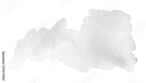 Zdjęcie XXL Streszczenie czarna akwarela tekstury. Ręcznie malowany punkt atramentowy. czarny